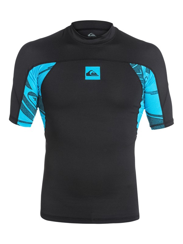 0 Sublimator - Rash vest a maniche corte  AQYWR03006 Quiksilver