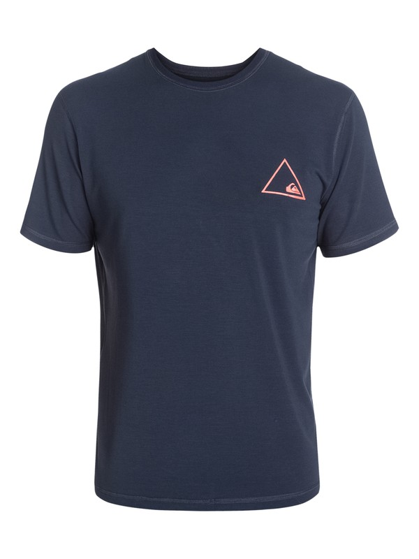 0 Round House Amphibian - Surf tee en lycra  AQYWR03012 Quiksilver