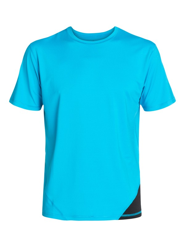 0 New Sound - Short Sleeve Rash Vest  AQYWR03013 Quiksilver