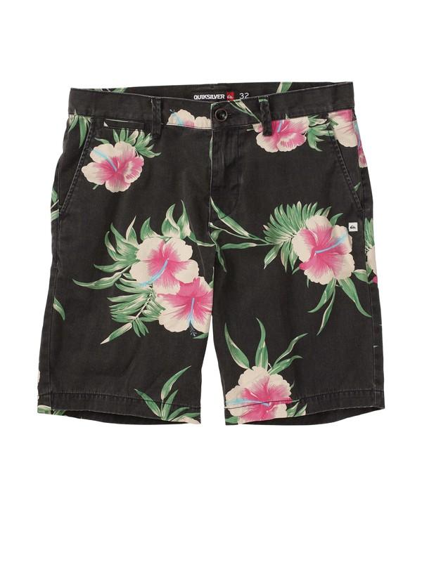 "0 Krandy Flower 19"" Shorts  AQYWS00169 Quiksilver"