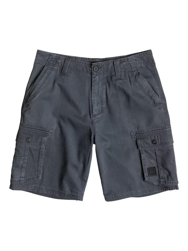 """0 Deluxe Cargo 21"""" Shorts  AQYWS03093 Quiksilver"""