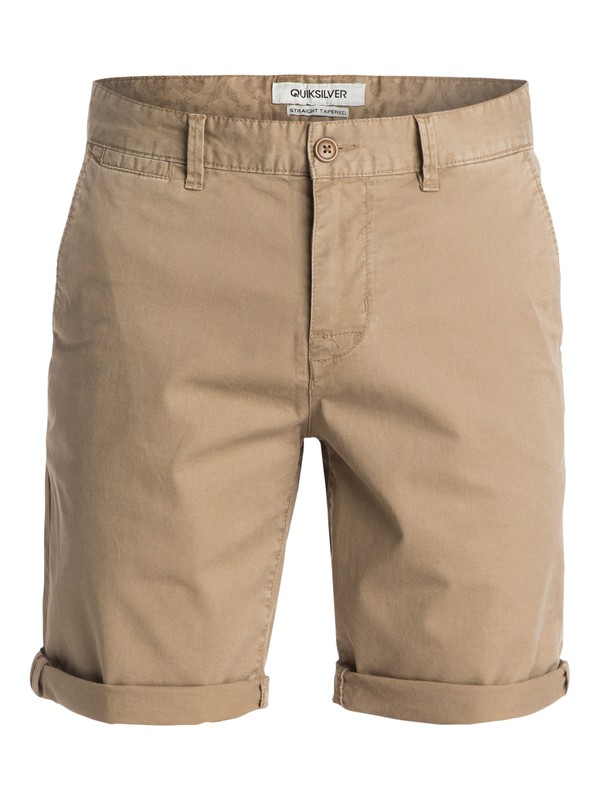 "0 Krandy 19"" Chino Short  AQYWS03097 Quiksilver"