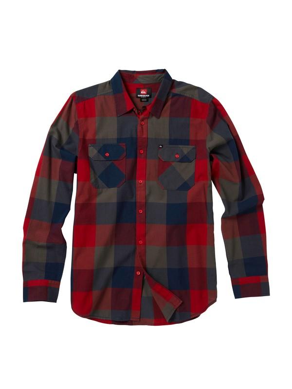 0 Grande Tatunka Long Sleeve Shirt  AQYWT00064 Quiksilver