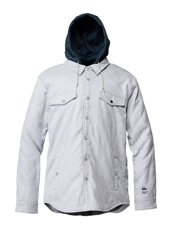 0 Keep Going Riding Shirt  AQYWT00081 Quiksilver