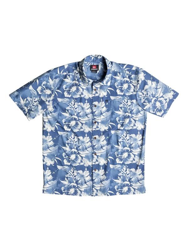 0 Hawaiian Steez Tee  AQYWT00153 Quiksilver