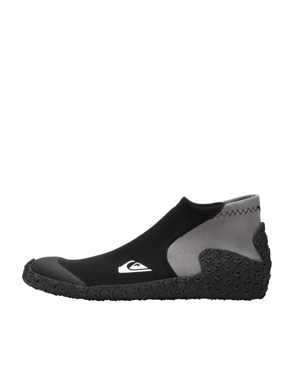 0 1mm Walker Surf Booties Black AQYWW03003 Quiksilver