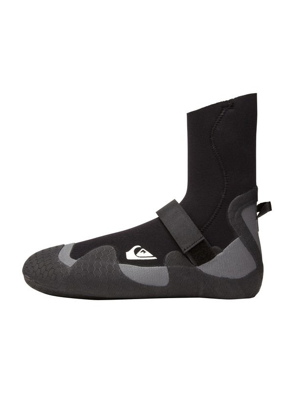 0 Syncro 7mm - Chaussons de surf Noir AQYWW03007 Quiksilver