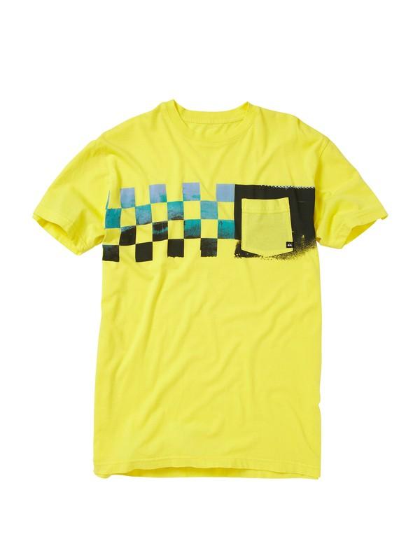 0 Nerves T-Shirt  AQYZT00303 Quiksilver