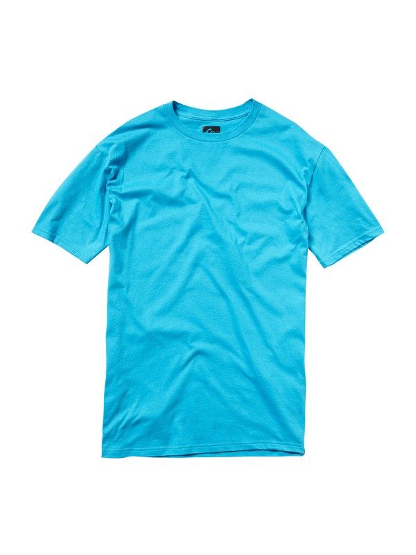 0 Everyday Crew Slim Fit T-Shirt  AQYZT00578 Quiksilver