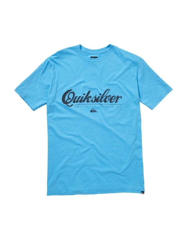 0 Compadre Slim Fit T-Shirt  AQYZT00731 Quiksilver