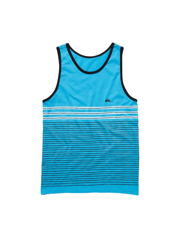 0 Top Choice Slim Fit Tank  AQYZT00865 Quiksilver