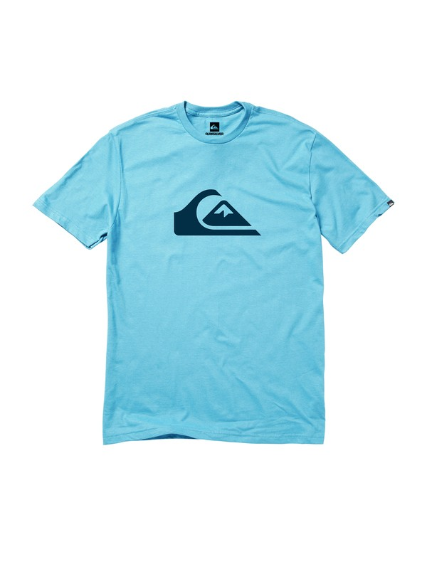 0 Mountain And Wave T-Shirt  AQYZT01080 Quiksilver