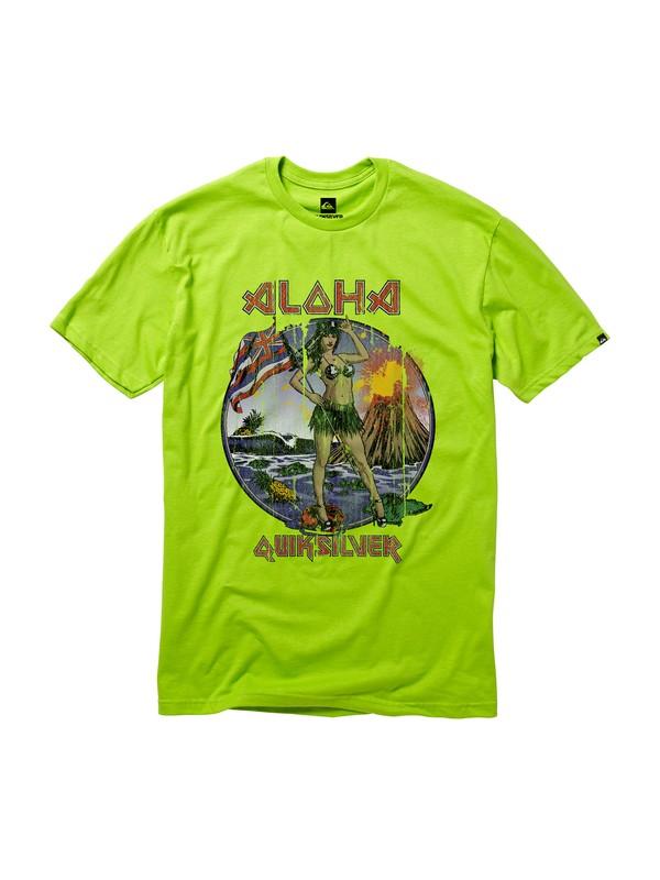 0 Hula Hula T-Shirt  AQYZT01109 Quiksilver
