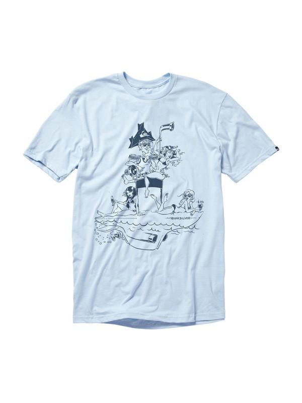 0 PeriScope T-Shirt  AQYZT01113 Quiksilver