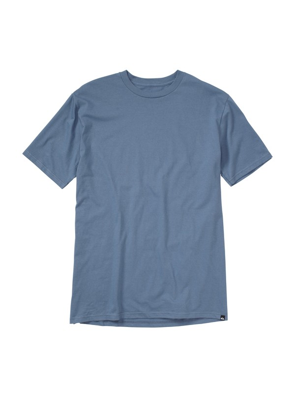0 Everday Solid Slim Fit T-Shirt  AQYZT01121 Quiksilver