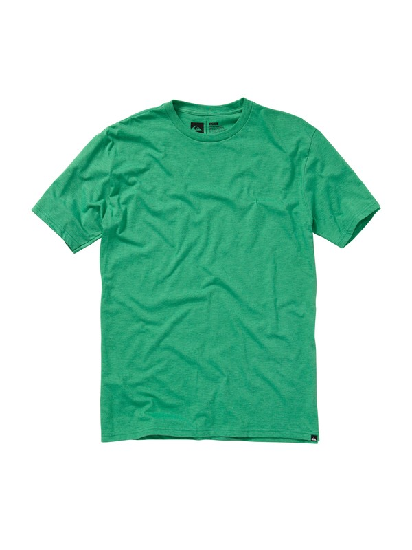 0 Everyday Heather Slim Fit T-Shirt  AQYZT01122 Quiksilver