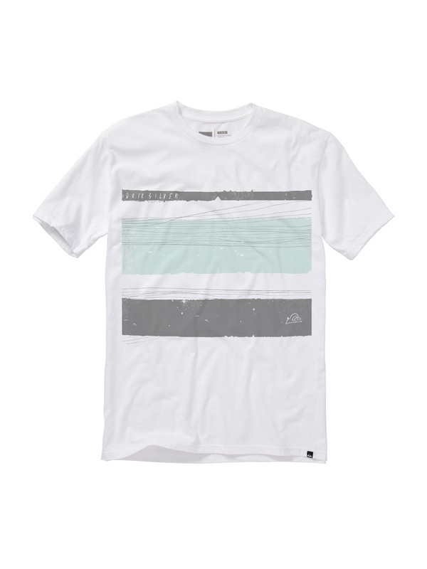 0 Pillar SLim Fit T-Shirt  AQYZT01128 Quiksilver