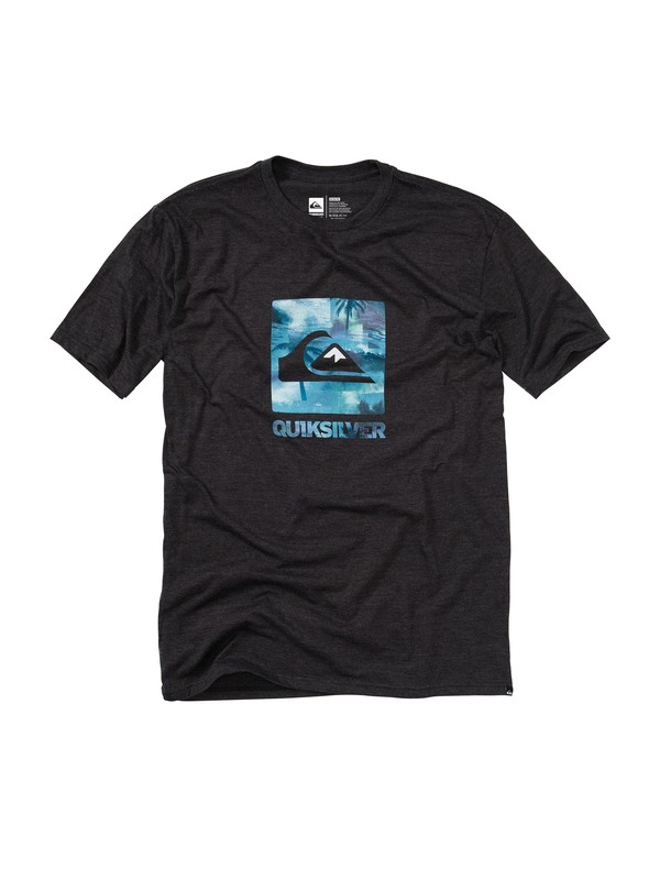 0 Tropic Dream Slim Fit T-Shirt  AQYZT01137 Quiksilver