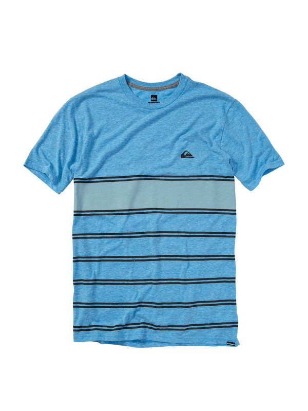 0 Radiator Slim Fit T-Shirt  AQYZT01149 Quiksilver