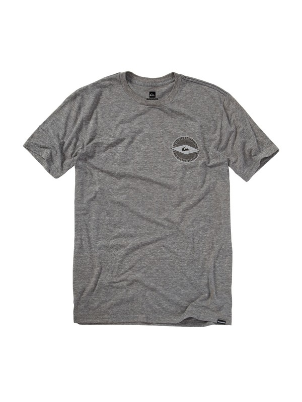 0 Docked Slim Fit T-Shirt  AQYZT01152 Quiksilver