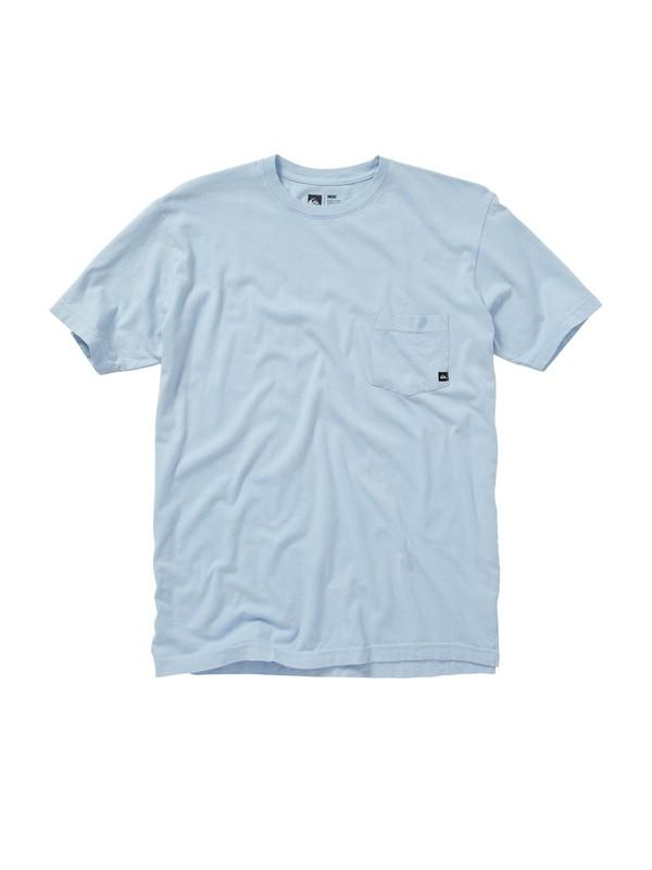 0 Everyday Pocket Tee Slim Fit T-Shirt  AQYZT01166 Quiksilver