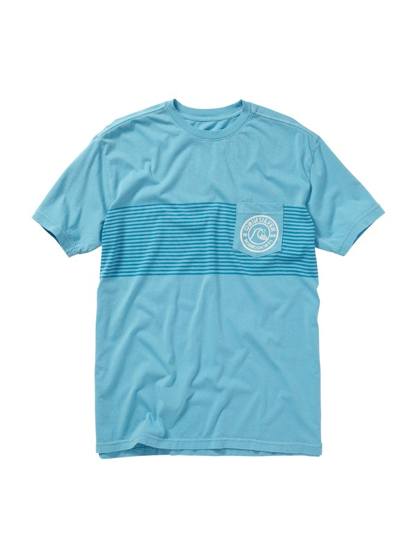 0 Astor Slim Fit T-Shirt  AQYZT01170 Quiksilver