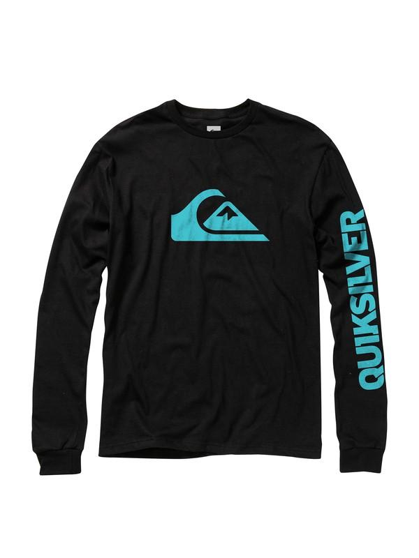 0 Staple Long Sleeve T-Shirt  AQYZT01188 Quiksilver