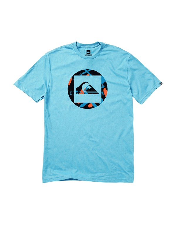 0 High Heat T-Shirt  AQYZT01410 Quiksilver