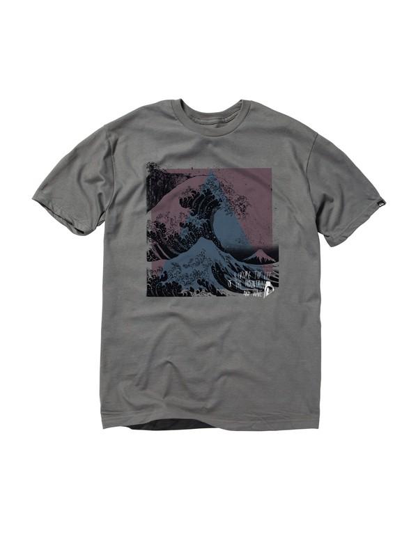 0 Radlands T-Shirt  AQYZT01420 Quiksilver
