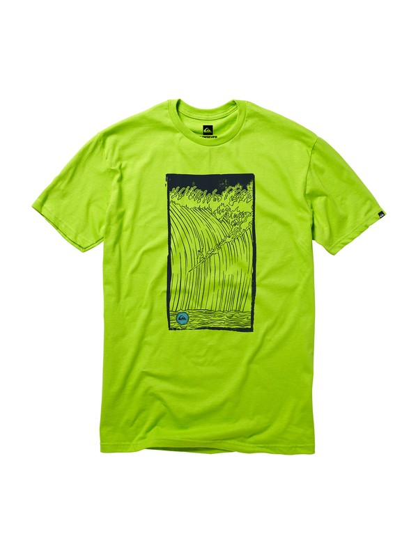 0 Big Drop T-Shirt  AQYZT01425 Quiksilver
