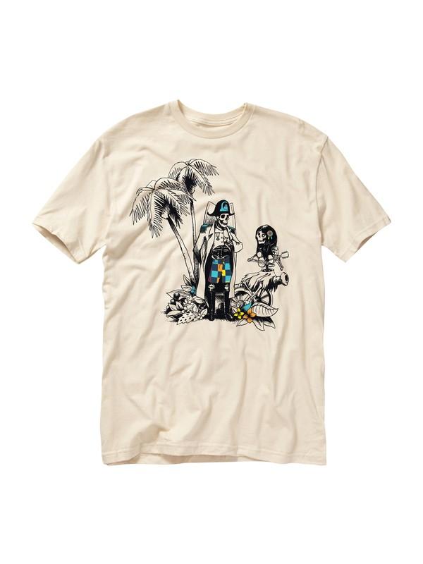 0 Bonaparte T-Shirt  AQYZT01427 Quiksilver