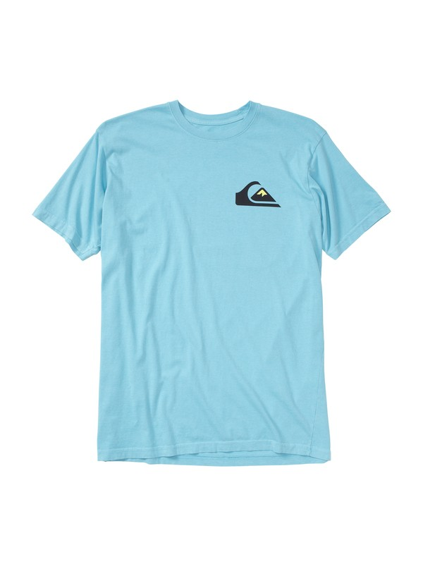 0 Goofy Foot Slim Fit T-Shirt  AQYZT01429 Quiksilver
