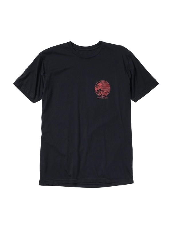 0 Olas Slim Fit T-Shirt  AQYZT01433 Quiksilver