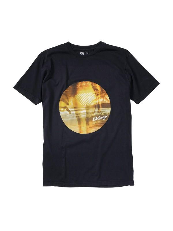 0 Offshore Slim Fit T-Shirt  AQYZT01434 Quiksilver