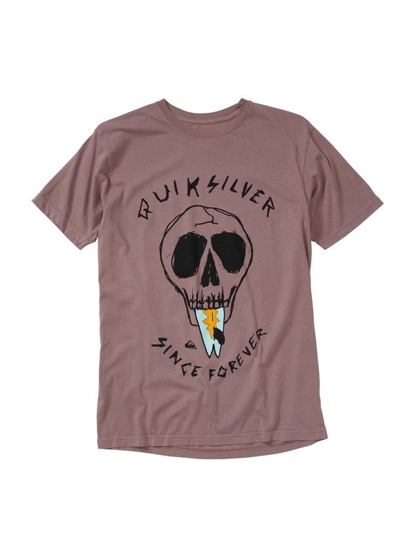 0 Forever Slim Fit T-Shirt  AQYZT01437 Quiksilver