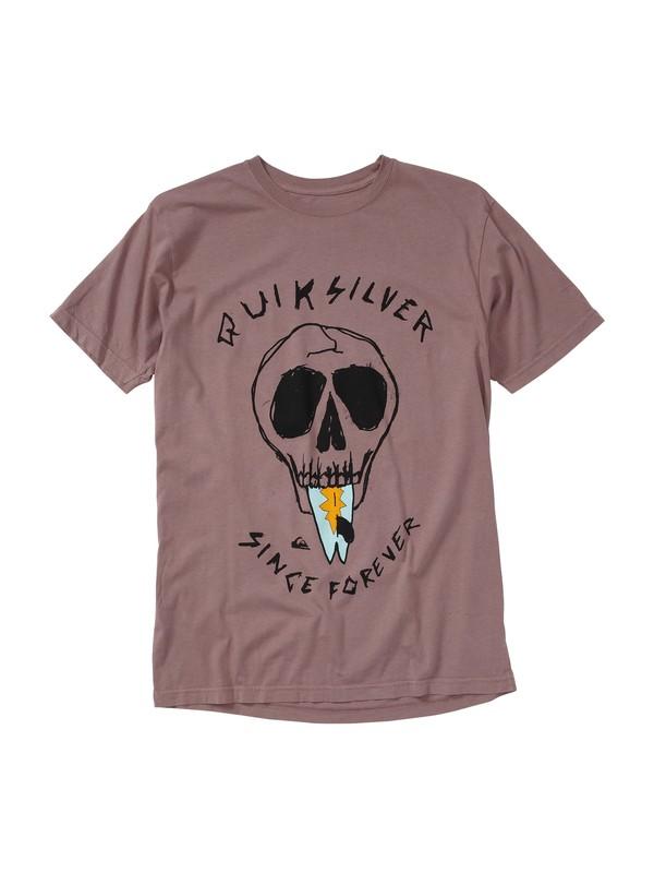 0 Forever Slim Fit T-Shirt  AQYZT01437 Quiksilver