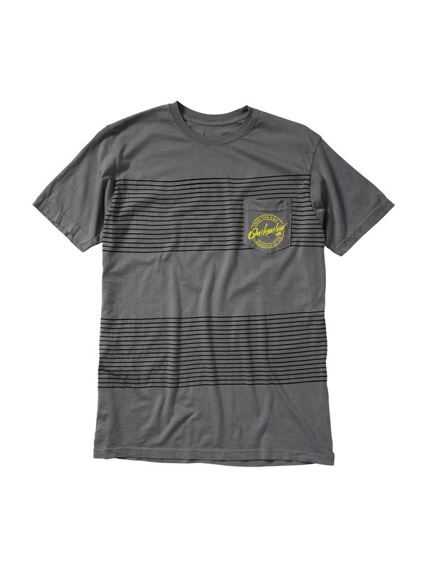 0 Vice Slim Fit Pocket T-Shirt  AQYZT01441 Quiksilver