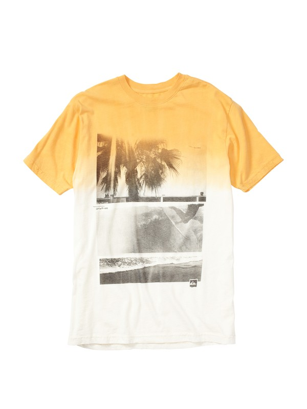 0 Head Dip Slim Fit T-Shirt  AQYZT01444 Quiksilver