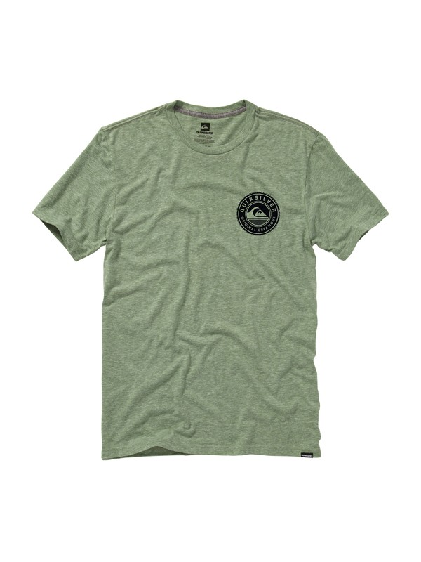 0 Add It Up Slim Fit T-Shirt  AQYZT01456 Quiksilver