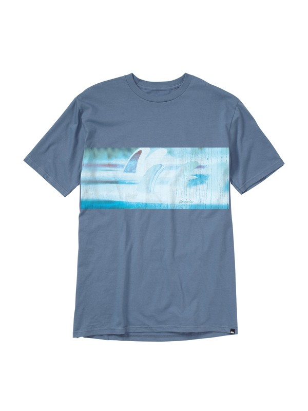 0 Skegs Slim Fit T-Shirt  AQYZT01475 Quiksilver
