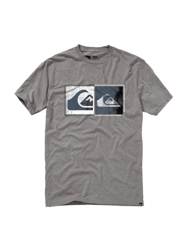0 After Hours Slim Fit T-Shirt  AQYZT01482 Quiksilver