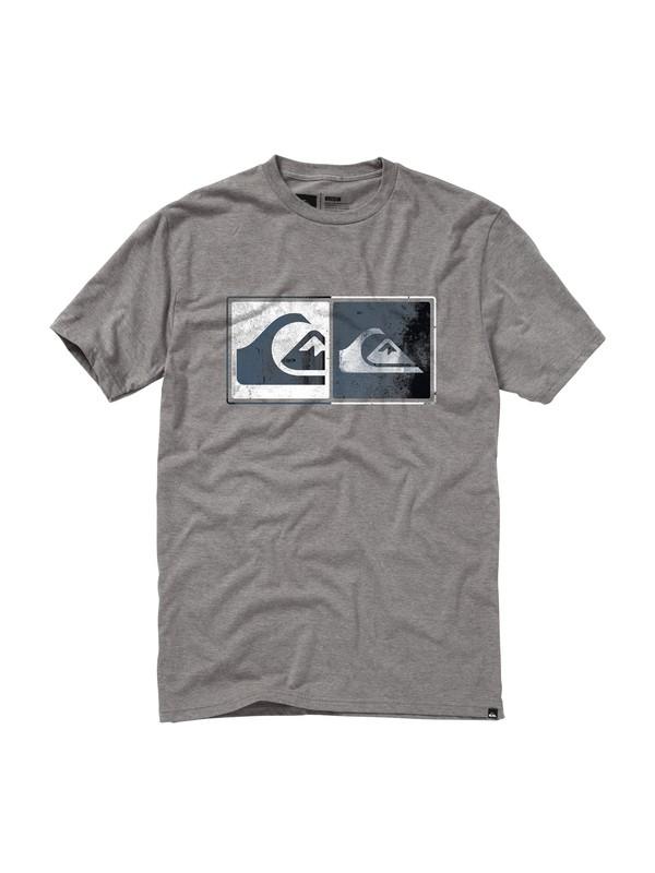 0 After Hours Slim Fit T-Shirt  AQYZT01482 Quiksilver