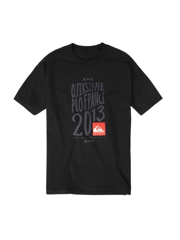 0 Quik Pro France T-Shirt  AQYZT01573 Quiksilver