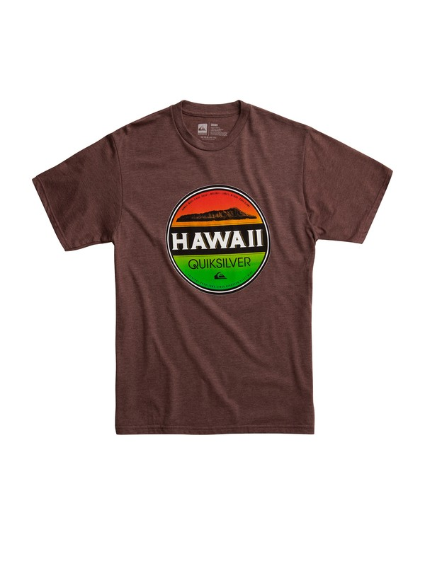 0 Style T-Shirt  AQYZT01771 Quiksilver