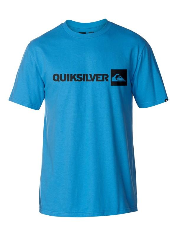 0 Industry T-Shirt  AQYZT03002 Quiksilver