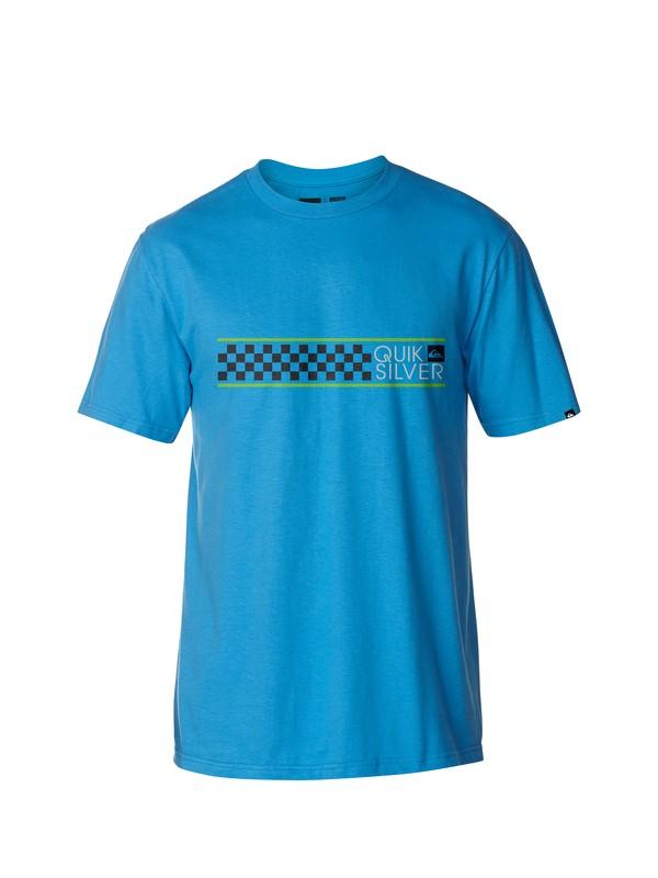 0 Echoed T-Shirt  AQYZT03004 Quiksilver