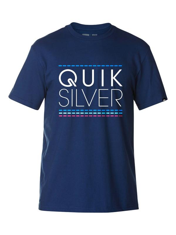 0 Run BRC T-Shirt  AQYZT03006 Quiksilver