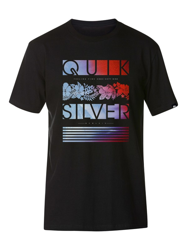 0 Haystacks T-Shirt  AQYZT03008 Quiksilver
