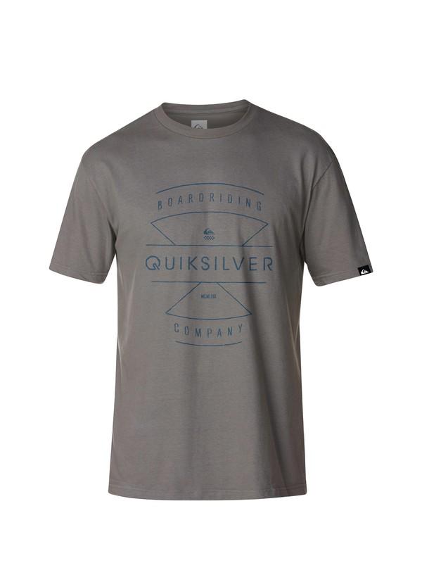 0 Typo T-Shirt  AQYZT03012 Quiksilver