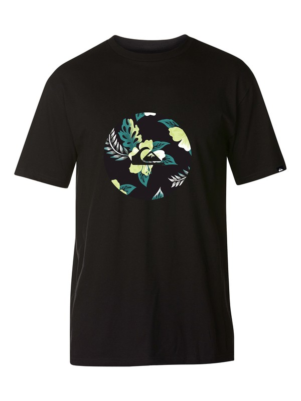 0 Dot Yardage Slim Fit T-Shirt  AQYZT03031 Quiksilver